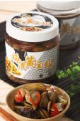 《臻品周氏泡菜 涼伴小菜系列》-『梅漬黃金蜆/500g』- 極限的絕品精選